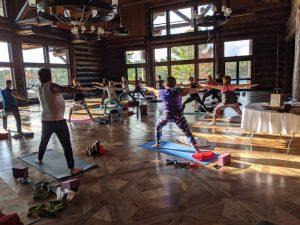Killarney Hiking & Yoga Retreat